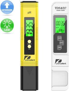 Medidor de pH y CE