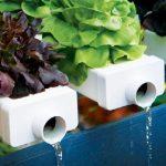 Limpiar sistema hidropónico