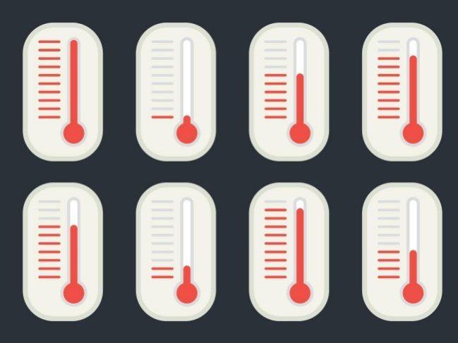 Temperatura de la solución nutritiva hidropónica